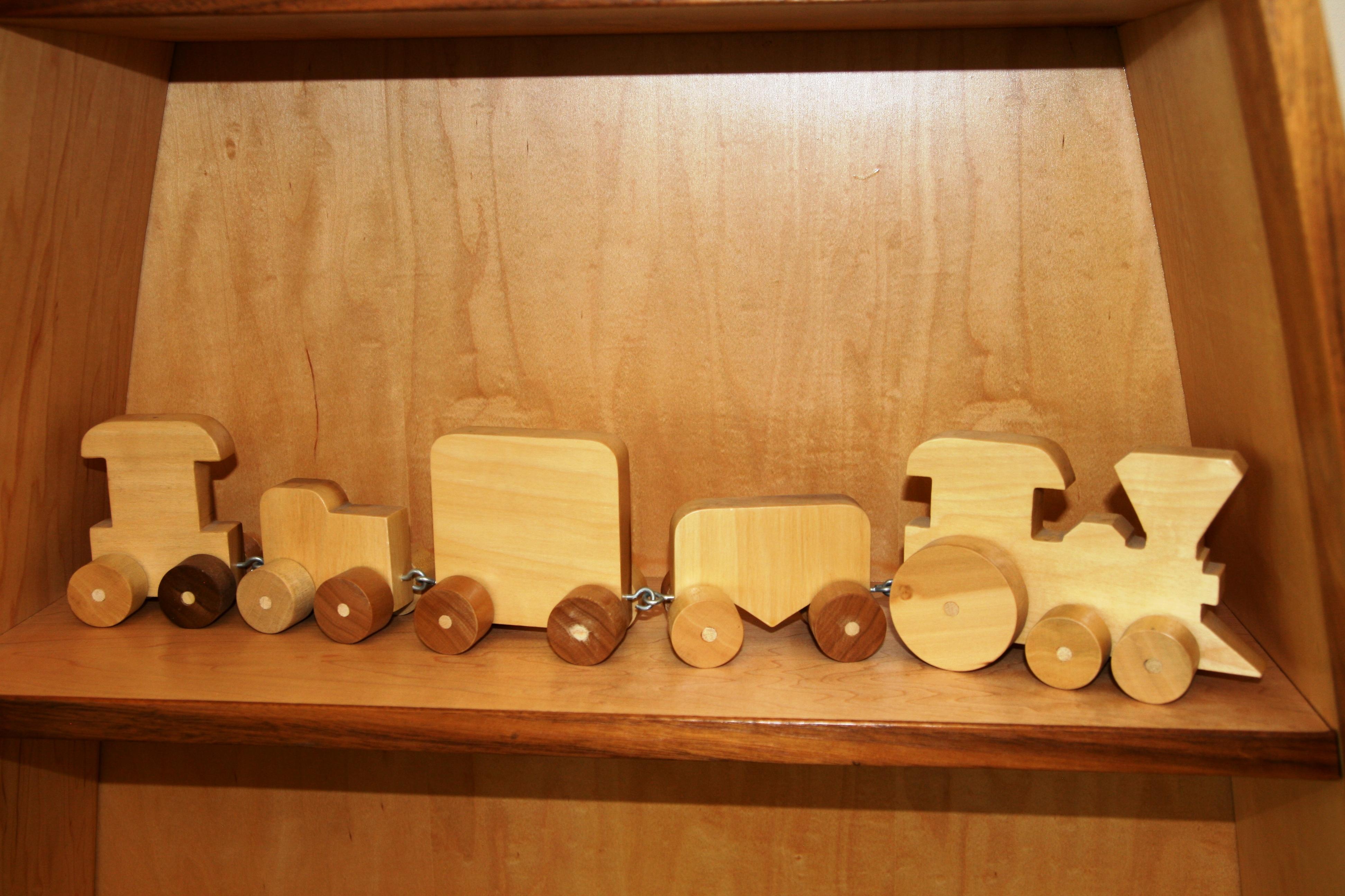 Imagen 4: Proyectos de carpintería completados