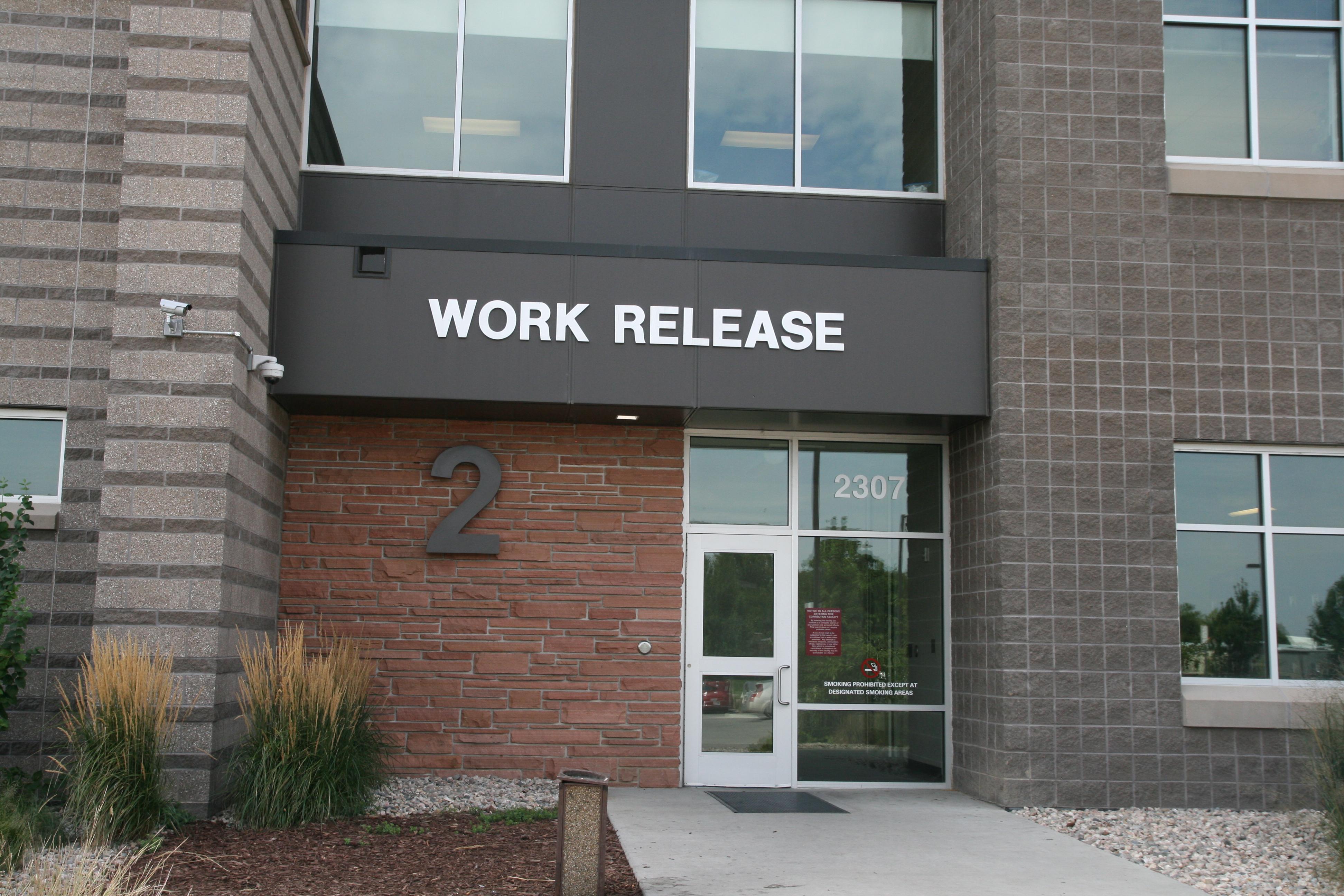 Image 1: Electronic Home Detention, Door #2, Second Floor