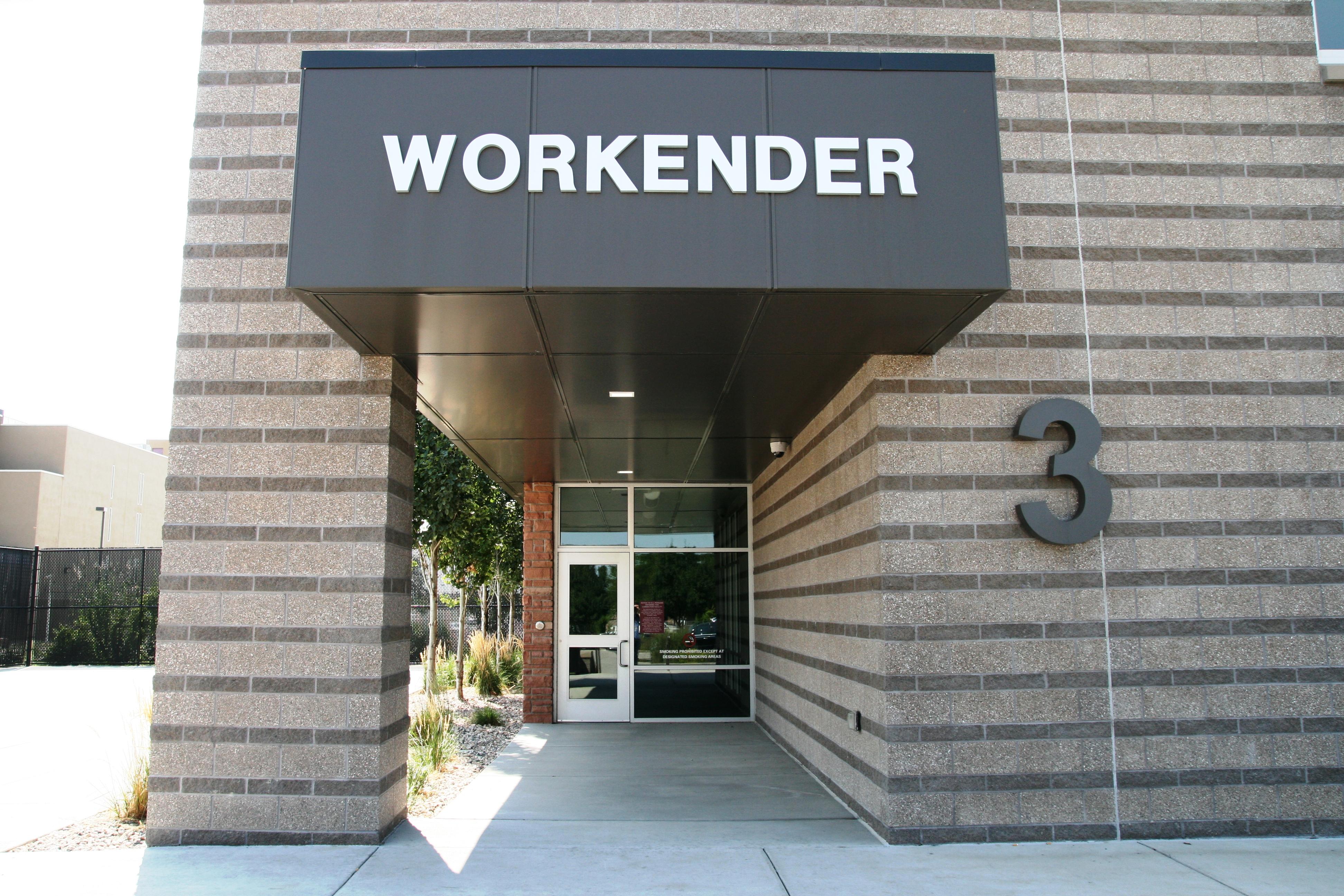 Image 1: Workender/Midweek Entrance